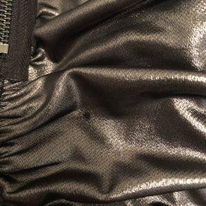 bebe Dresses - 3/$25 Bebe Metallic Dress Size M